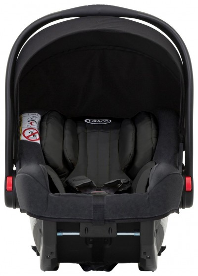 Save £17 at Argos on Graco Snugride i-Size Car Seat - Mid Black