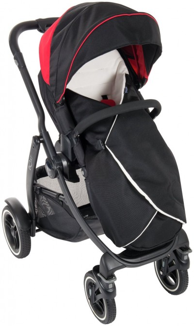 Save £20 at Argos on Graco Evo XT Pushchair - Black & Red