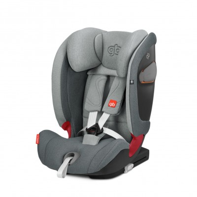 Save £32 at Argos on GB Everna Fix ISOFIX Group 1/2/3 Car Seat - Grey