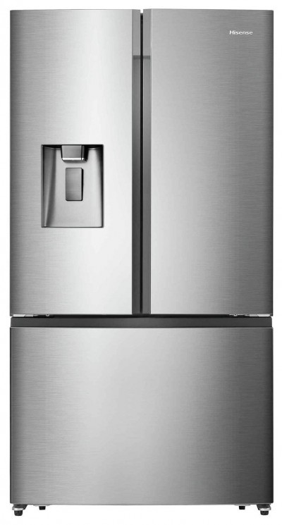 Save £220 at Argos on Hisense RF702N4IS1 American Fridge Freezer - Stainless Steel