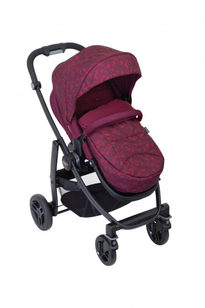 Save £60 at Argos on Graco EVO Stroller - Red Leopard