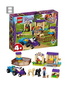 Save £4 at Very on LEGO Friends 41361 Mia's Foal Stable