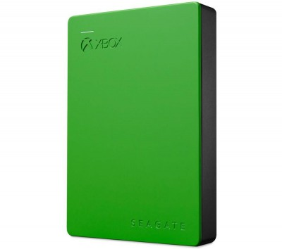 Save £10 at Currys on SEAGATE Game Drive for Xbox One - 4TB, Green