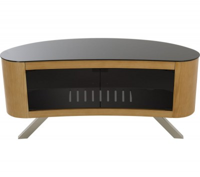 Save £61 at Currys on AVF Bay 1150 TV Stand - Oak