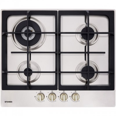 Save £131 at AO on Stoves GHU60C 60cm Gas Hob - Stainless Steel