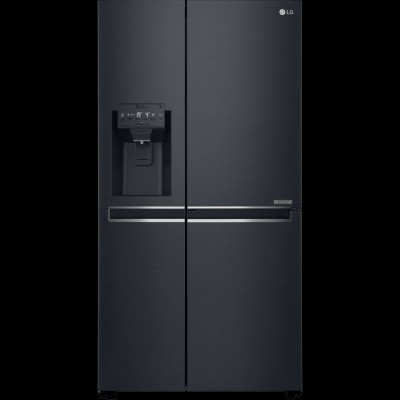 Save £271 at AO on LG GSL761MCXV American Fridge Freezer - Matte Black - A+ Rated