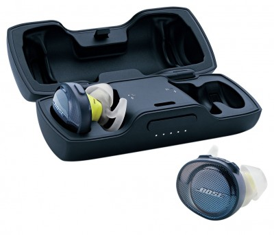 Save £20 at Argos on Bose SoundSport Free In-Ear True Wireless Earbuds - Blue