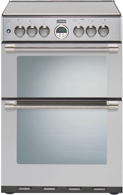 Save £80 at Argos on Stoves Sterling 600G 60cm Double Oven Gas Cooker - S/ Steel