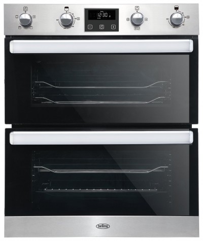 Save £100 at Argos on Stoves Sterling 600G 60cm Double Oven Gas Cooker - Black
