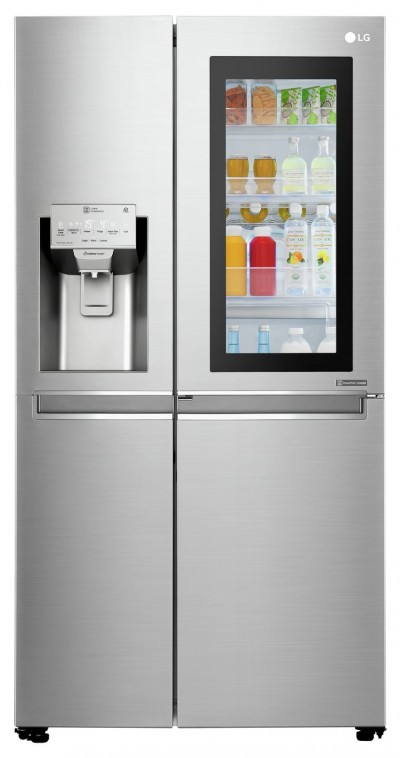 Save £400 at Argos on LG GSX960NSVZ American Fridge Freezer - Stainless Steel