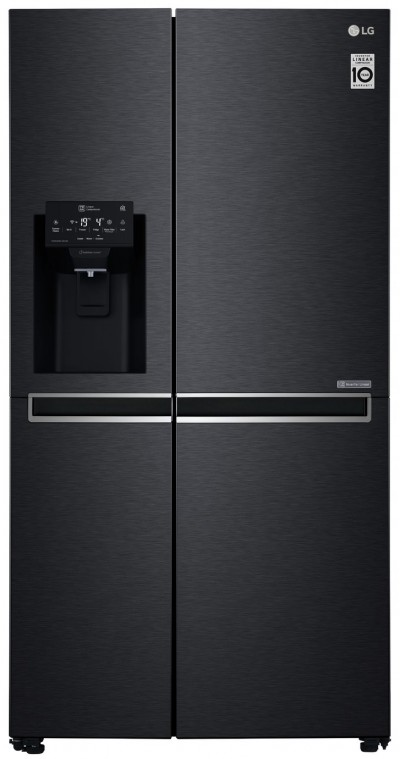 Save £300 at Argos on LG GSL760MCXV American Fridge Freezer - Black