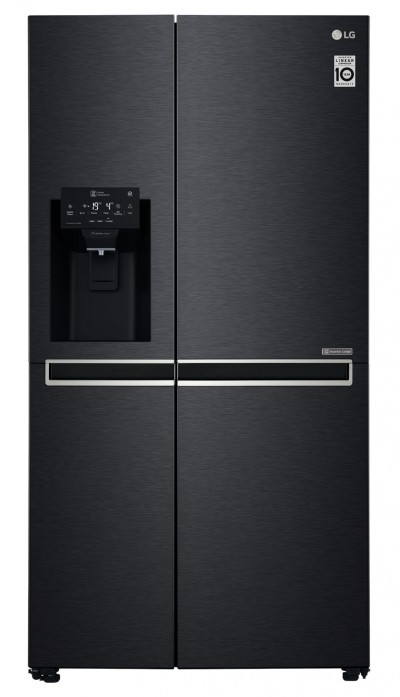 Save £200 at Argos on LG GSL761MCXV American Fridge Freezer - Black