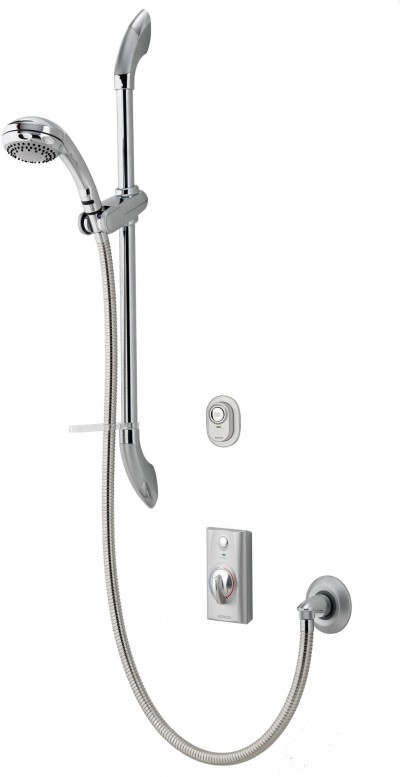 Save £59 at Argos on Aqualisa AQ Digital Gravity Pumped Shower - Chrome