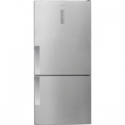 Save £160 at AO on Hotpoint Day1 H84BE72XO3UK American Fridge Freezer - Silver - A++ Rated