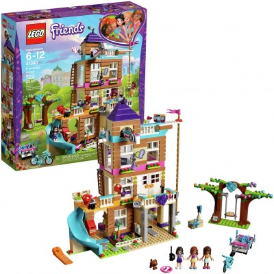 Save £20 at Argos on LEGO Friends Heartlake Friendship House Building Set - 41340