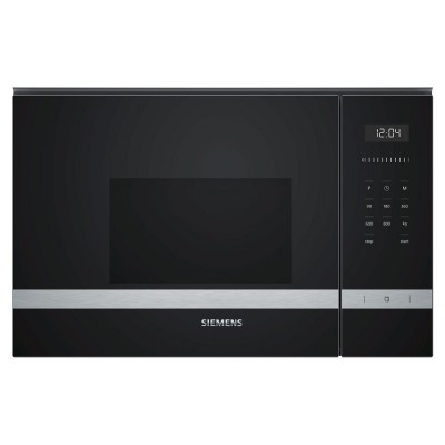 Save £67 at Appliance City on Siemens BF525LMS0B IQ-500 Built In Microwave For Wall Unit - STAINLESS STEEL
