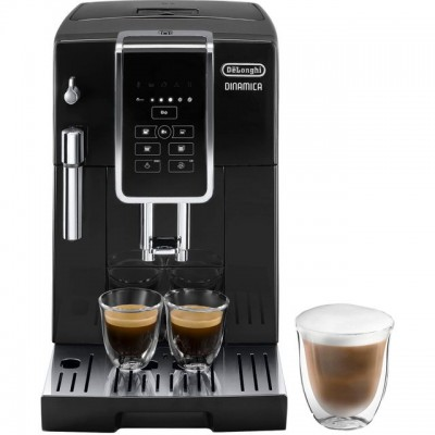 Save £200 at AO on De'Longhi Dinamica ECAM350.15.B Bean to Cup Coffee Machine - Black