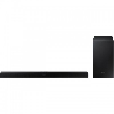 Save £50 at AO on Samsung HW-T550 Bluetooth Soundbar with Wireless Subwoofer - Black