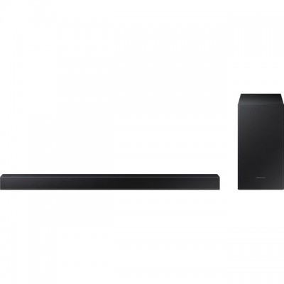 Save £50 at AO on Samsung HW-T420 Bluetooth Soundbar with Wired Subwoofer - Black