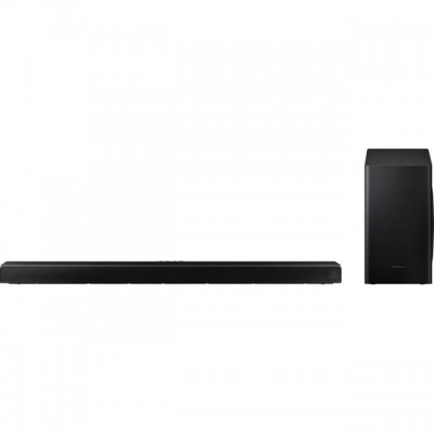 Save £50 at AO on Samsung HW-Q60T Bluetooth Soundbar with Wireless Subwoofer - Black