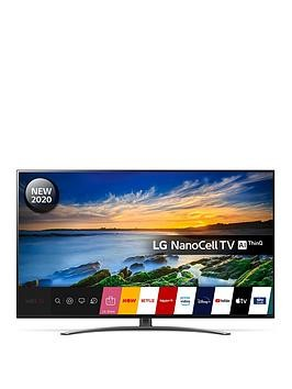 Save £100 at Very on Lg 49Nano866 49 Inch, Ultra Hd 4K Nano Cell, Hdr, Smart Tv