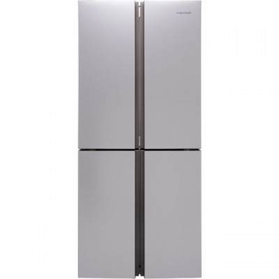 Save £50 at AO on Fridgemaster MQ79394FFS American Fridge Freezer - Silver - A+ Rated