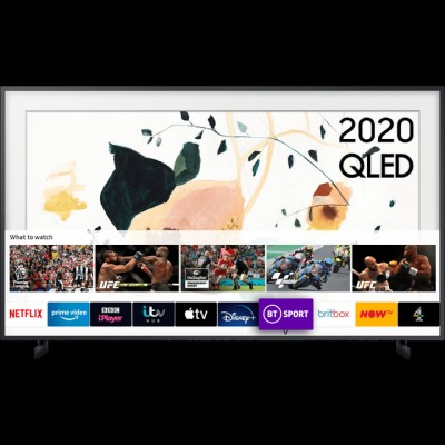 Save £200 at AO on Samsung QLED QE43LS03TA 43