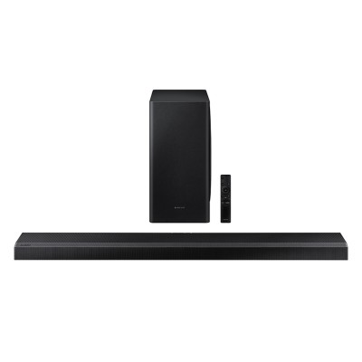 Save £100 at PRCDirect on Samsung HW-Q800T 330W 3.1.2ch Cinematic Soundbar, Dolby Atmos and DTS:X