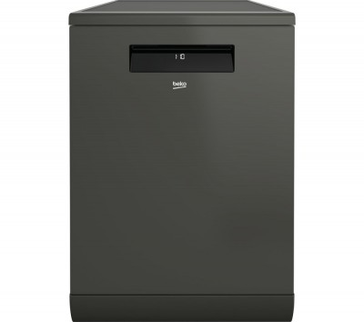 Save £41 at Currys on BEKO DEN48X20G Full-size Dishwasher - Graphite, Graphite