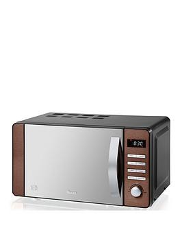 Save £15 at Very on Swan 20L Digital Microwave - Copper