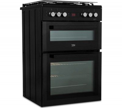 Save £81 at Currys on BEKO Pro XDDF655T 60 cm Dual Fuel Cooker - Anthracite, Anthracite