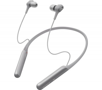 Save £10 at Currys on SONY WI-C600N Wireless Bluetooth Noise-Cancelling Earphones - Grey, Grey