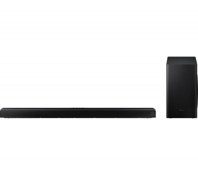 Save £50 at Currys on SAMSUNG Q60T/XU 5.1 Wireless Sound Bar with DTS Virtual:X