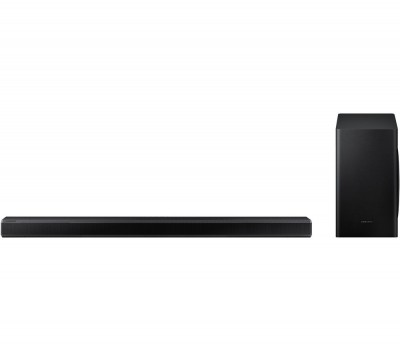 Save £50 at Currys on SAMSUNG HW-T550/XU 2.1 Wireless Sound Bar with DTS Virtual:X