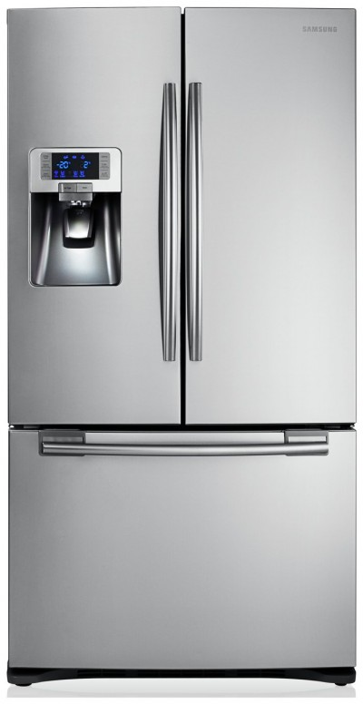 Save £230 at Argos on Samsung RFG23UERS1/XEU American Fridge Freezer - S/Steel