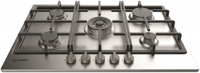 Save £100 at Argos on Indesit THP751WIXI Gas Hob - Stainless Steel