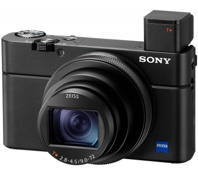 Save £104 at Currys on SONY Cyber-shot DSC-RX100 VI High Performance Compact Camera - Black, Black