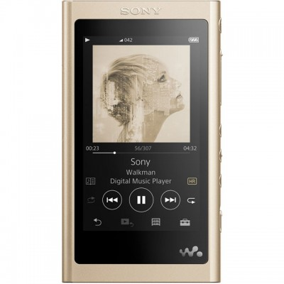 Save £30 at AO on Sony A55 Walkman With Built-in USB - Gold