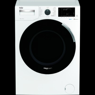 Save £40 at AO on Beko WEY94P64EW 9Kg Washing Machine with 1400 rpm - White - A+++ Rated