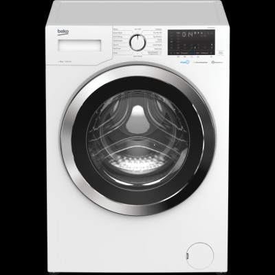 Save £50 at AO on Beko WER860541W 8Kg Washing Machine with 1600 rpm - White - A+++ Rated