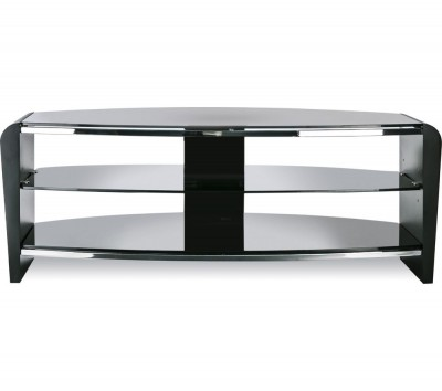 Save £55 at Currys on ALPHASON Francium 1100 TV Stand - Black, Black