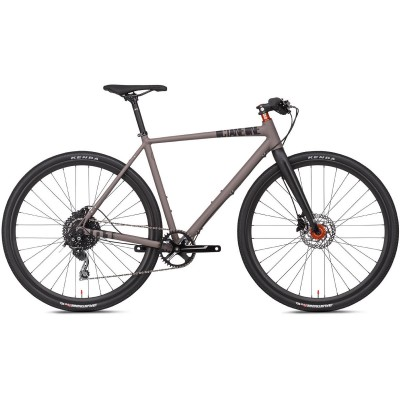 Save £160 at Wiggle on Octane One Gridd Flat Adventure Road Bike (2020) Adventure Bikes