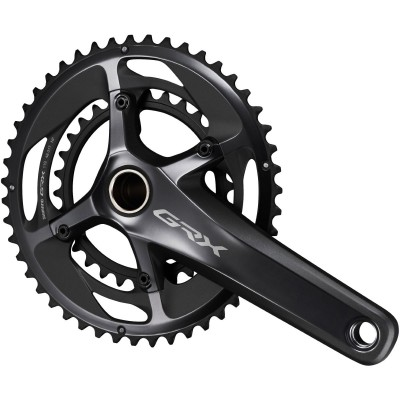 Save £42 at Wiggle on Shimano GRX 810 2x11 Speed Chainset Cranksets