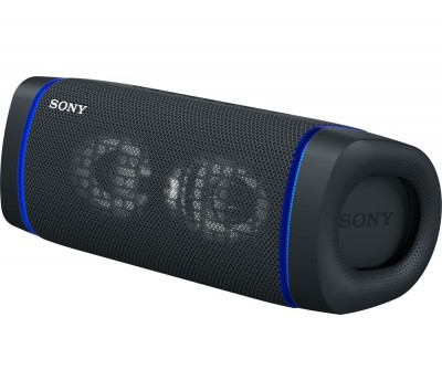 Save £30 at Currys on SONY SRS-XB33 Portable Bluetooth Speaker - Black, Black