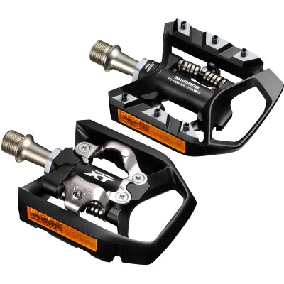 Save £9 at Wiggle on Shimano T8000 XT MTB SPD Trekking Pedals Clip-in Pedals