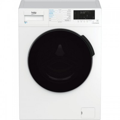 Save £70 at AO on Beko WDL742431W 7Kg / 4Kg Washer Dryer with 1200 rpm - White - B Rated