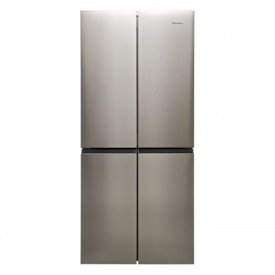 Save £150 at AO on Hisense RQ563N4AI1 American Fridge Freezer - Stainless Steel - A+ Rated