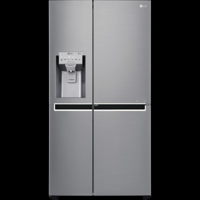 Save £200 at AO on LG Door-in-Door™ GSJ961PZVV Wifi Connected American Fridge Freezer - Steel - A+ Rated