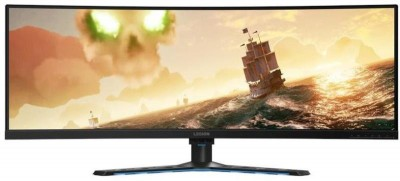 Save £169 at Ebuyer on Lenovo Legion Y44W-10 43.4 Ultrawide 144Hz WLED Curved Panel HDR Gaming Monitor