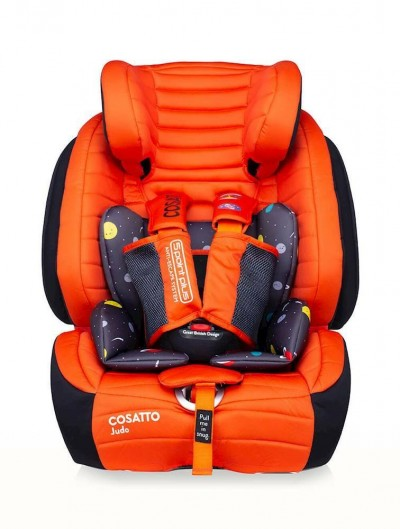 Save £20 at Argos on Cosatto Judo Group 1/2/3 ISOFIX Car Seat - Spaceman